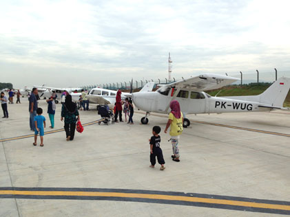 1st Subang International Air Carnival 2014