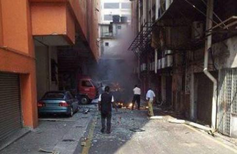Cylinder Blast Rocked Klang Town 3