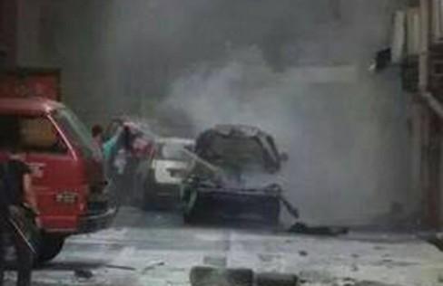 Cylinder Blast Rocked Klang Town