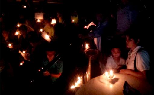 Natalie Lowrey Candle Light Vigil 1 copy