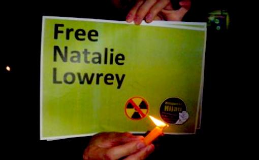 Natalie Lowrey Candle Light Vigil 2