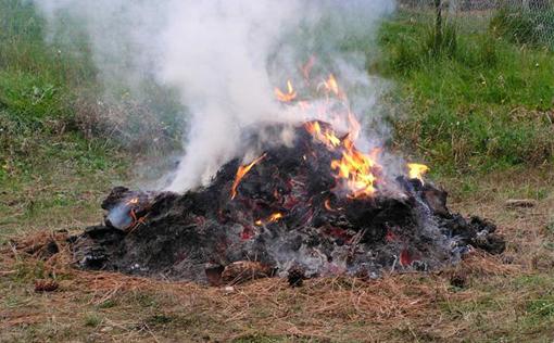 Open Burning Haze Malaysia