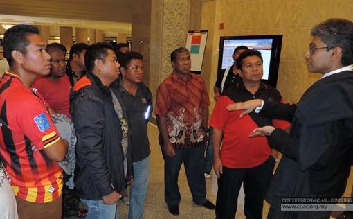 Orang Seletar of Kampung Sungai Temon and Bakar Batu Danga Bay Johor 1