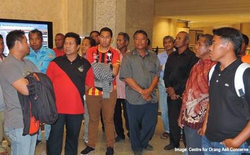 Orang Seletar of Kampung Sungai Temon and Bakar Batu Danga Bay Johor 2 copy