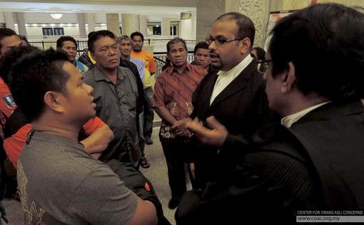 Orang Seletar of Kampung Sungai Temon and Bakar Batu Danga Bay Johor 3 copy