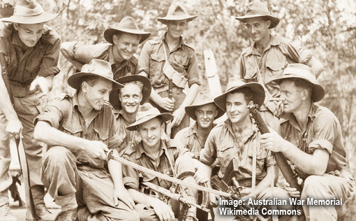 Sandakan Memorial-Day Australian Soldiers Pay Tribute Japanese Army Atrocities World War 2 1