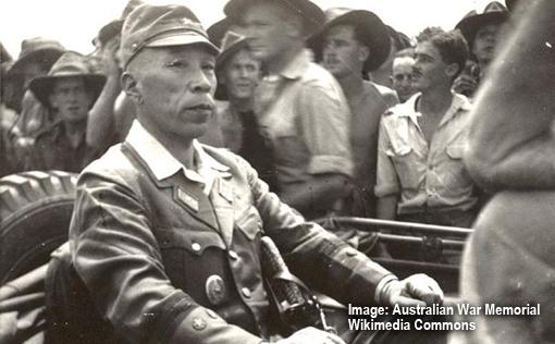 Sandakan Memorial-Day Australian Soldiers Pay Tribute Japanese Army Atrocities World War 2 1_Japanese Commander Masao Baba