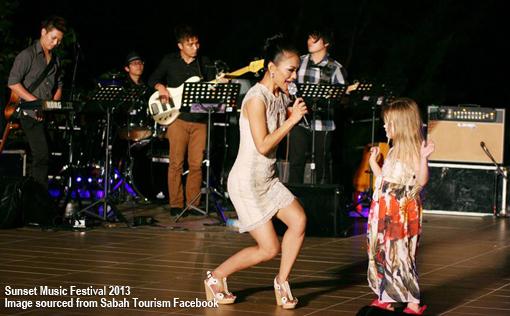 Sunset Music Festival 2013 Kudat Sabah 1 copy