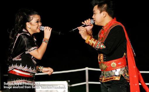 Sunset Music Festival 2013 Kudat Sabah 2 copy