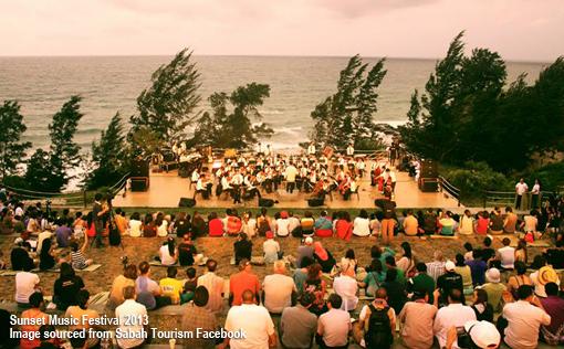Sunset Music Festival 2013 Kudat Sabah copy