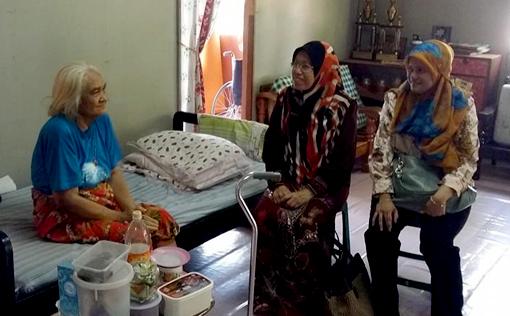 Aktiviti Ramadan Adun Tanjung Batu,Datuk Hajah Hamisa Samat