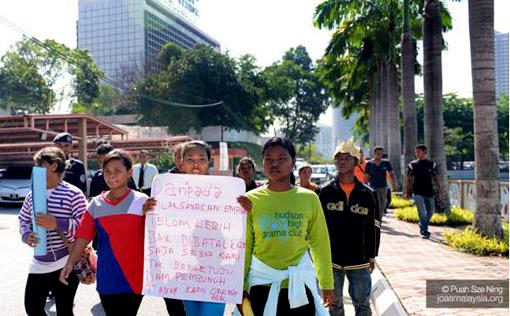 Empangan Ulu Telom Dam Pos Lanai Orang Asli Natives