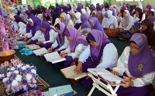 Hamisa Samat Program Ramadhan Tawau 1