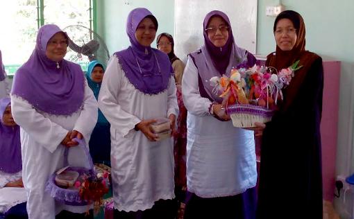 Hamisa Samat Program Ramadhan Tawau