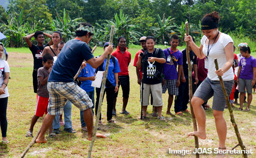 International Day of the World's Indigenous People Tenom Sabah 1