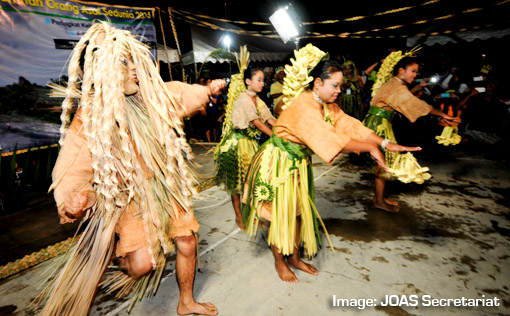 International Day of the World's Indigenous People Tenom Sabah 2
