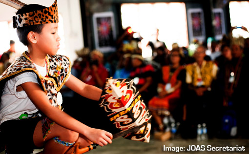 International Day of the World's Indigenous People Tenom Sabah 3