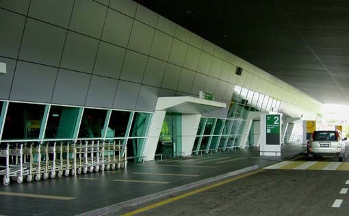 Melaka International Airport White Elephant Project 2
