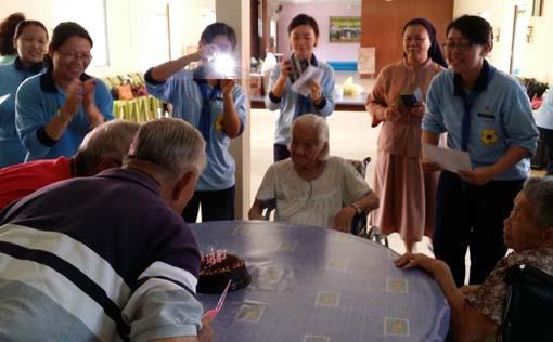 Rumah Anak Yatim (RAY) As-Sakinah Kinarut Papar dan Rumah Orang Tua 2