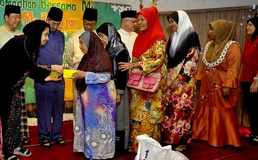 Sumbagan Anak Yatim UMNO Kota Kinabalu