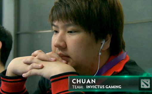 Wong Hong Chuan_Invictus Gaming