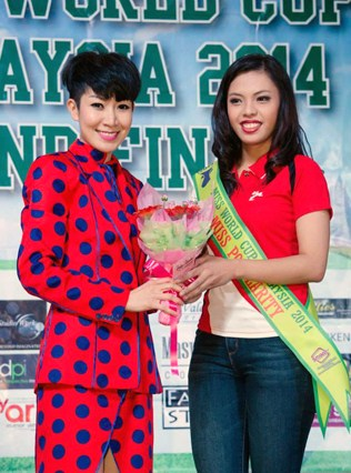 tung mei chin and miss popularity Puteri Laila Iryanti