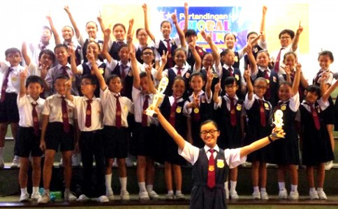 Choral Speaking Tamparuli School