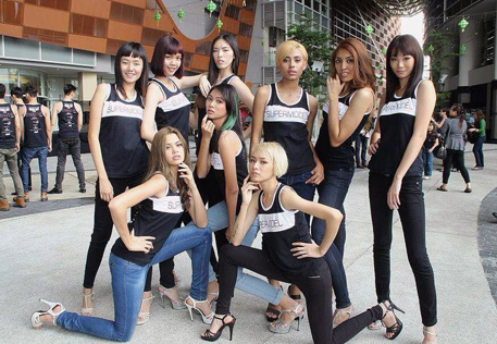 Malaysia Supermodel Search 2014 finalists