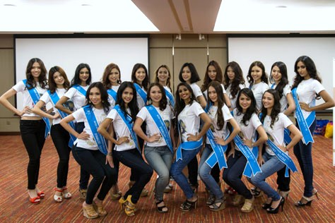 The 19 MGIM 2014 finalists
