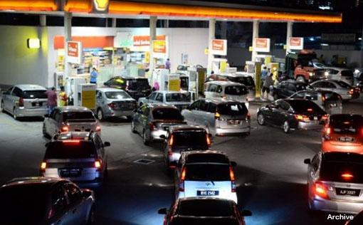 Petrol Price Hike Malaysia