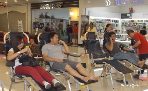 Blood Donation Drive Miri 1
