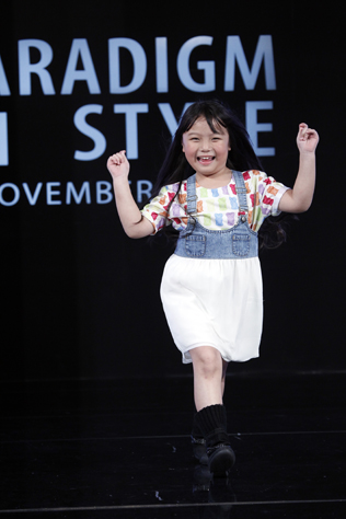 Female kid 2nd runner up – Sharmaine Yap