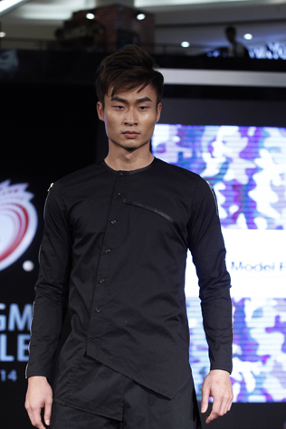 Male 2nd runner up – Jackson Lim