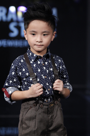 Male kid winner – Goh Yu Zhe