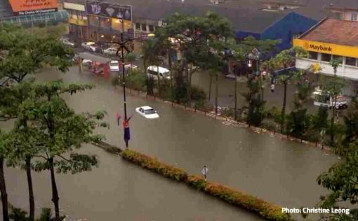 johor bahru floods 2
