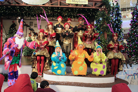 A Christmas Encounter Musical delivers a joyous mix of song and dance full of Christmas cheer