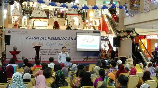 Bank Negara Malaysia counter