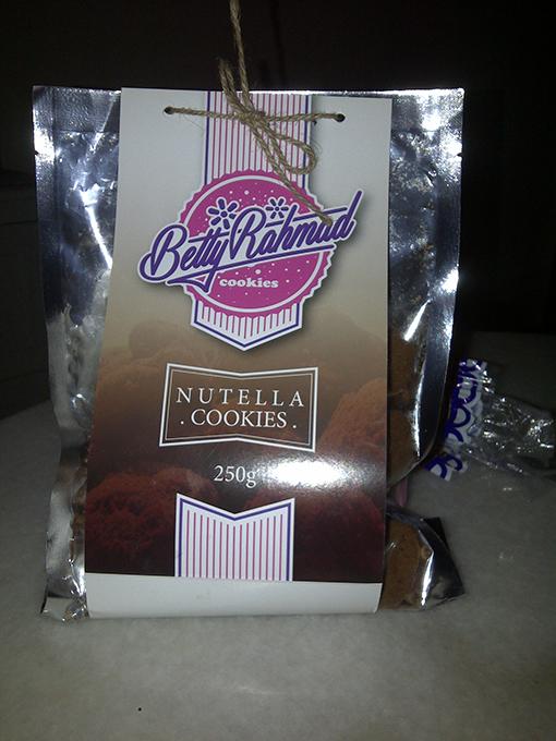 Betty Rahmad cookies