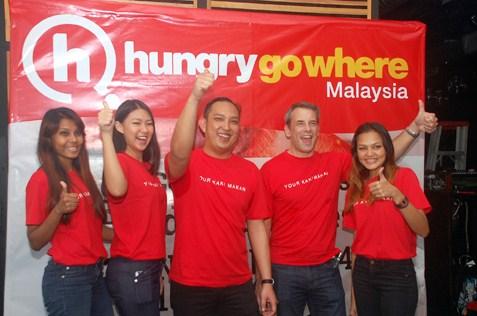 HungryGoWhere Malaysia celebrates one year anniversary