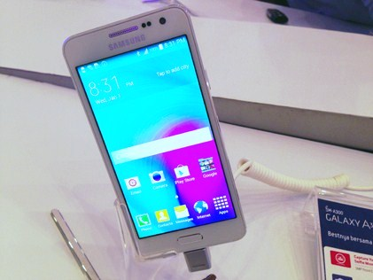 Samsung's Galaxy A5 and A3 series are expected to be well-received by young consumers