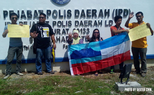 5 Arrested in Lahad Datu SSKM 3
