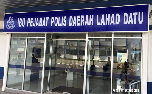 5 Arrested in Lahad Datu SSKM 4