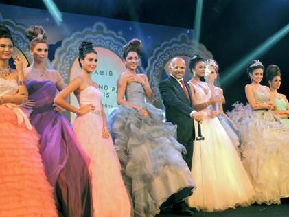 Launch of Habib Diamond Fest 2015