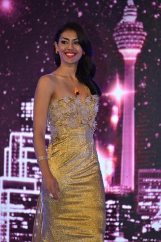 Seremban Lass Vanessa Tevi Kumares Crowned Miss Universe