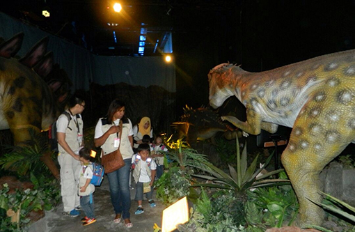 Image of: Dinoscovery By Dinosaurs Live Hosts Special Trip Back In Time For The Children Citizen Journalists Malaysia Kiwanis Down Syndrome Foundation Citizen Journalists Malaysia