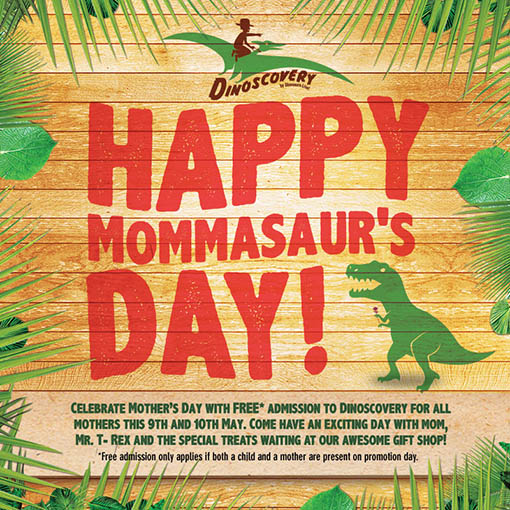 Dinoscovery MothersDay