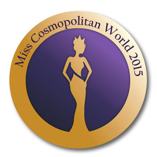 Miss Cosmopolitan World logo