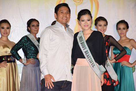 Miss Body Beautiful Angelia Lim
