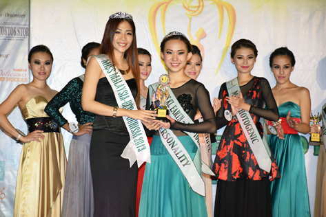 Miss KL Earth Eco-Tourism 2015 Jane Lung