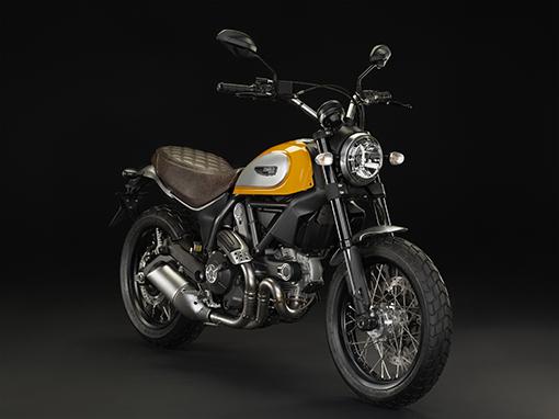 Scrambler Ducati Classic